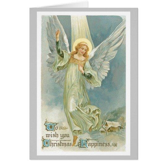 Angels Christmas Card