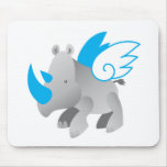 Angels come in all sizes RHINO Mousepad