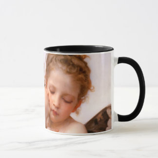 Angels First Kiss, Bouguereau Mug