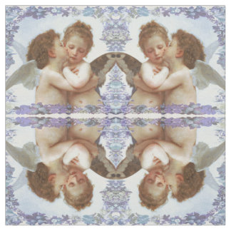 Angels First Kiss Fabric