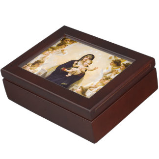 Angels From The Realm of Glory Keepsake Box