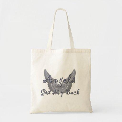 Angels Got My Back Bag