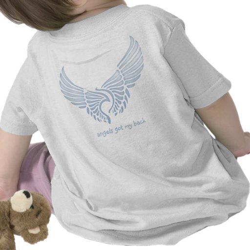 Angels got my back tshirt