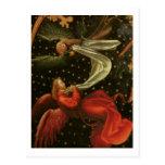 Angels, Hans Holbein Vintage Renaissance Fine Art Postcard