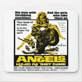Angels Hard As They Come Mousepad
