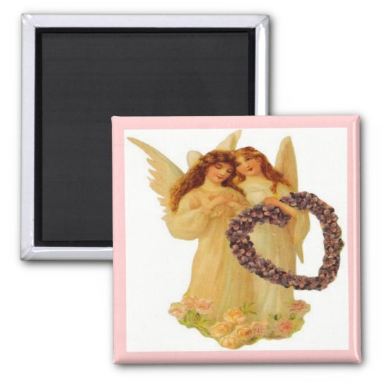 'Angels in arms' Magnet