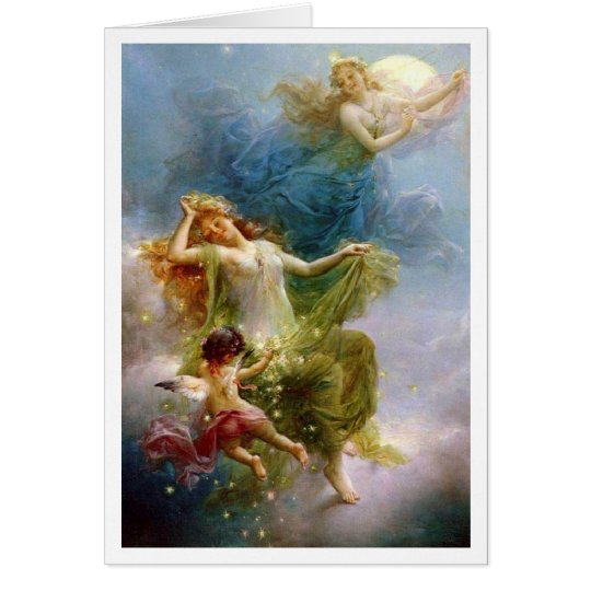 Angels in Dreamland Card