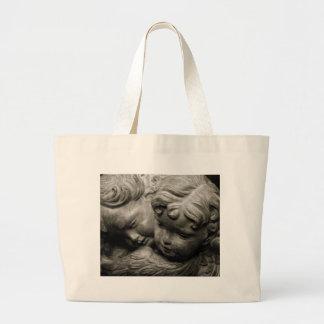 Angels Large Tote Bag