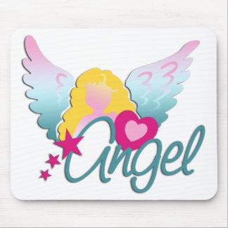 Angels Love Mousepads