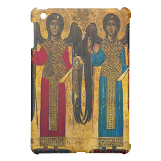 Angels Michael And Gabriel iPad Mini Covers