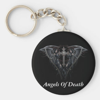 Angels Of Death - Keychain