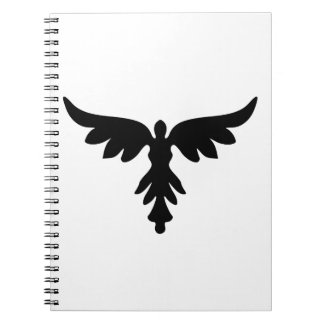 Angels of Temptation Ringed Binder Notebook
