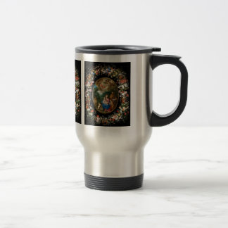 Angels Offering Gifts Stainless Steel Travel Mug