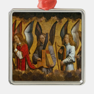 Angels Playing Musical Instruments Christmas Ornament