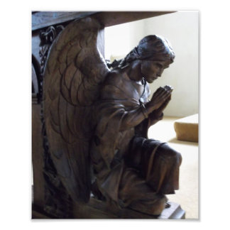 Angels Prayer Photo Print