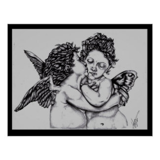 Angels Print
