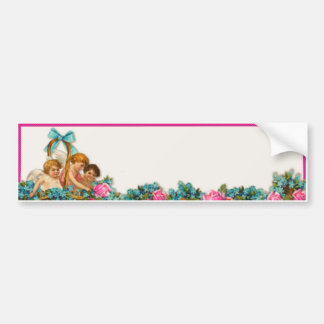 Angels&Roses Bumper Sticker