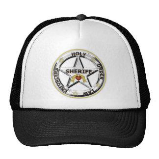 Angels Secret Service Holy Order Law Enforcers Cap