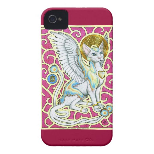 Angels Walk On 4 Paws Blackberry Bold Case
