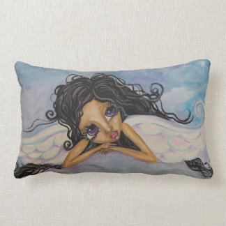 Angels Watching Over You Pillow