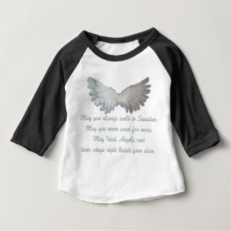 Angels Wings Baby T-Shirt