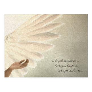 Angels Wings Card - Custom Order Template Design