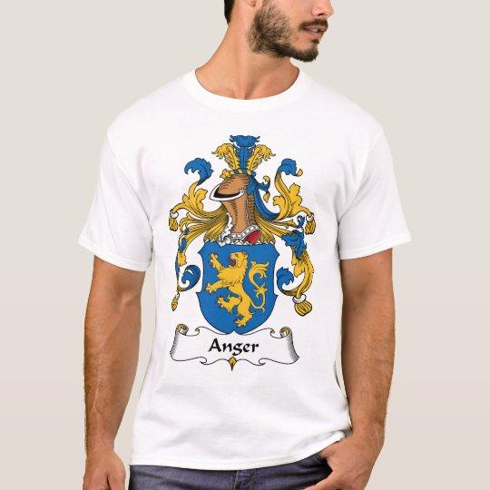 Anger Family Crest T-Shirt