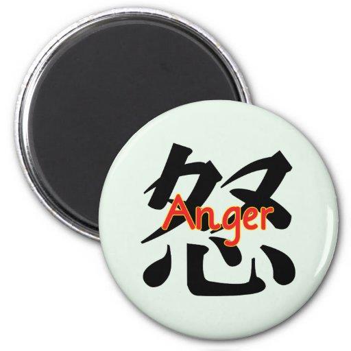 Anger Magnet