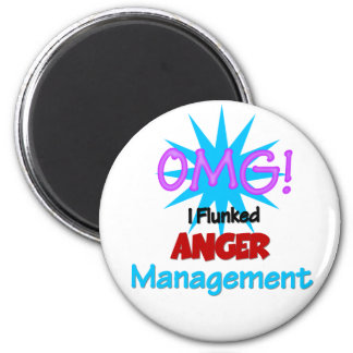 Anger Managment Magnets