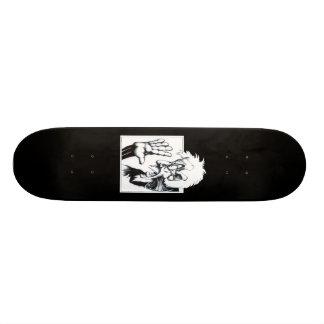 Anger Skate Board Deck