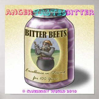 Anger Tastes Bitter Poster