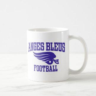 Anges Bleus HellMett Basic White Mug