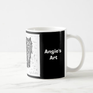 "Angie's Art ""Best in show Dog"" Mug"