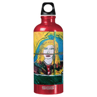 ANGIES THOUSAND YARD STARE SIGG TRAVELLER 0.6L WATER BOTTLE