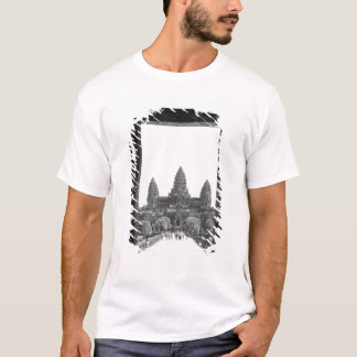 Angkor Cambodia, Angkor Wat Doorway View 2 T-Shirt