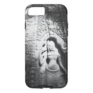 Angkor Cambodia, Apsara Carving The Bayon iPhone 7 Case