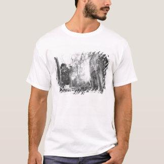 Angkor Cambodia, Details Ta Prohm T-Shirt