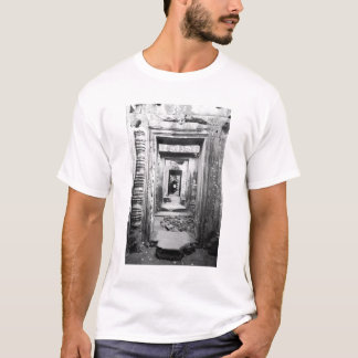 Angkor Cambodia, Doorways Preah Khan T-Shirt