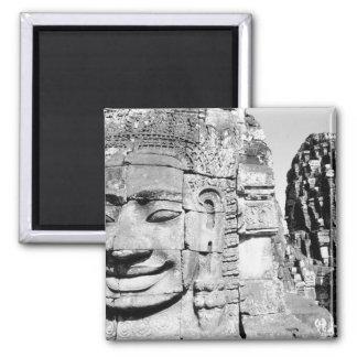 Angkor Cambodia, Heads The Bayon Magnet