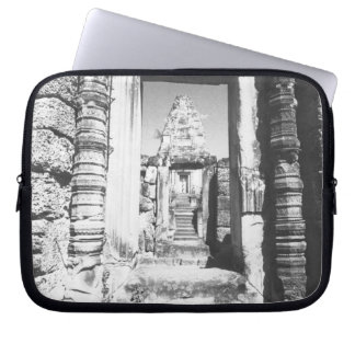 Angkor Cambodia, Pre Rup Temple Laptop Sleeve