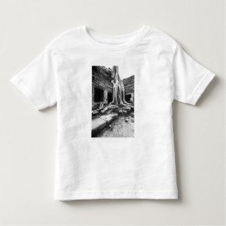 Angkor Cambodia, Ta Prohm Tree Toddler T-Shirt
