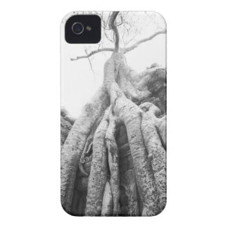 Angkor Cambodia, Tree Ta Prohm Case-Mate iPhone 4 Cases