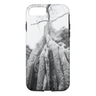 Angkor Cambodia, Tree Ta Prohm iPhone 8/7 Case