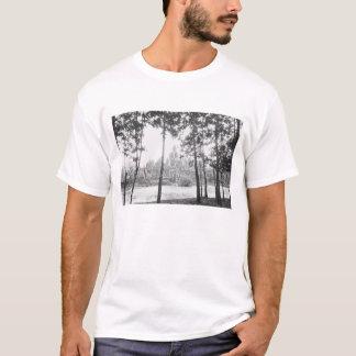 Angkor Cambodia, View of the Bayon T-Shirt
