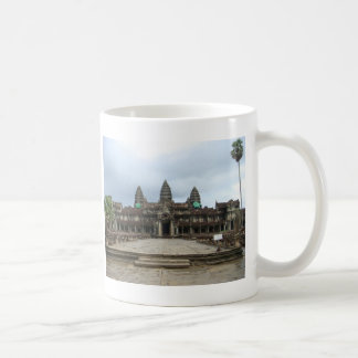Angkor Wat Basic White Mug