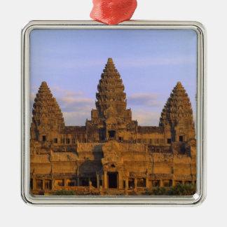 Angkor Wat, Cambodia Christmas Ornament