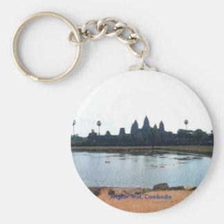 Angkor Wat, Cambodia Keychains