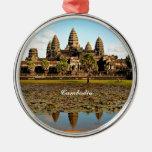 Angkor Wat, Cambodia Ornament