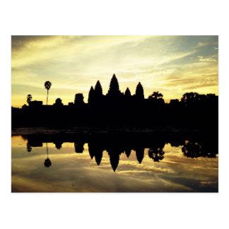 Angkor Wat, Cambodia - Postcard