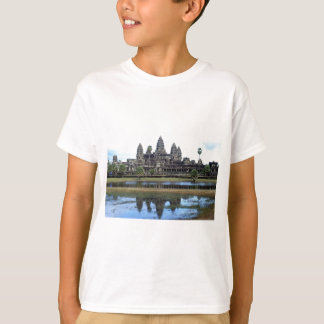 Angkor Wat Cambodia Temple Travel Photography T-Shirt